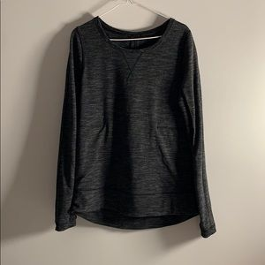 Grey Lululemon Sweater Medium